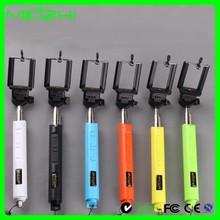 bluetooth selfie stick z07-5 silicone holding Bluetooth monopod selfie stick