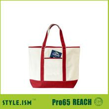 2015 New design low price Fashion Women Canvas Handbag