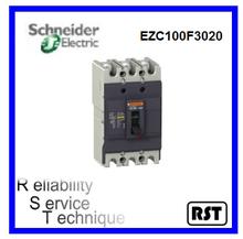 EZC100F3020 3P 20Amp Easypact Schnedier Merlin Gerin LOW BREAKING RANGE MCCB Moulded Case Circuit Breaker