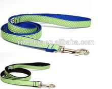 Fresh eco-friendly two-layer nylon dog leash pet leash made in china