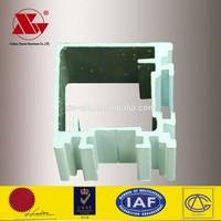 latest design popular 6063 T5 alloy aluminium extrusion profiles europe