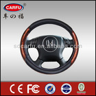 Plastic Fits for most cars and pick-up trucks steering wheel cover for wholesales