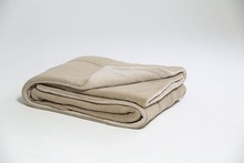polyester blanket thin quilt adult coral fleece quilt