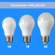 2015 china factory wholesale Aluminum and plastic hidden camera light bulb