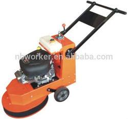 WKG250 concrete floor grinder diamond grinding cup wheel powered by Honda waterproof processing hot sale
