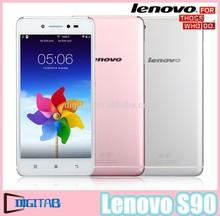 Lenovo S90 Snapdragon 410 Quad Core 5inch 1280*720 Screen Android 4.4 Dual SIM 13MP Camera WCDMA 4G LTE Mobile Phone