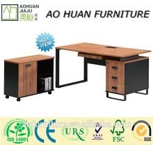 high end modern office furniture computer desk wooden office desk