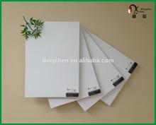 Good Quality 25mm thick white PVC foam board,pvc sheet for photo book