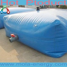 China Supplier Agricultural Equipment 100L-50000L TPU or PVC Flexible People Drinking Water bpa free foldable water bag