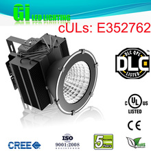 Top quality 5 years warranty DLC UL cUL certificated high power LED flood light fixtures
