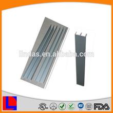 Normal anodized aluminum slot bracket aluminum channel extrusion aluminum alloy product