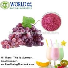 grape powder/grape juice powder/grape flavor fruit juice concentrate powder