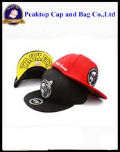 Wholesaler Snapback Hat Custom Snapback Cap/High quality Snapback Hat With Earflaps