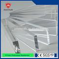 acrílico económico/plexiglass transparente lámina de plástico