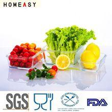 Kitchen use heat-resistant micro fresh box