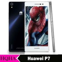 Huawei Ascend P7 Mobile Phone 4G FDD LTE Phone Kirin 910 Quad Core Phone 5inch 2G RAM 16G ROM Android OS huawei p7