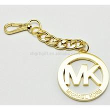 high quality metal customized logo key chain