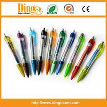 best plastic banner ball pen,advertising banner ballpen