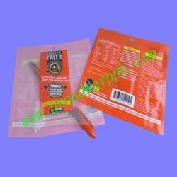small moq custom printed food grade plastic bag manufacturer
