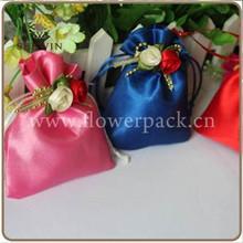 Satin Gift Bag for Wedding Party gift bag