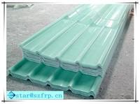 FRP fiberglass film surface treatment