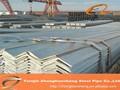 China bajo precio de los productos de acero del ángulo tamaños estándar/60 grados de ángulo de acero/acero galvanizado ángulo bar