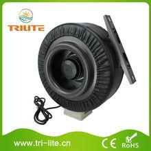 Quiet Hydroponic Inline fan flexible fan blower ventilation fan