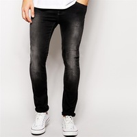 New fashion men latest design denim jeans pants