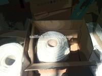 polyester nylon sailing rope /nylon line for ship/boat
