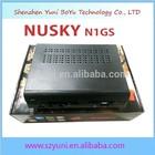 nusky n1gs hd gprs decoder freei petra cable satelite iks sks freeduo receptor azamerica s1005 iptv freei petra Nusky N1gs