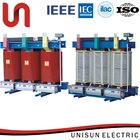 unisun 10kv 100kva high frequency welding transformator