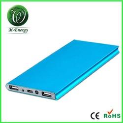 China supplier 4000-8000 mah portable power bank mobile power supply
