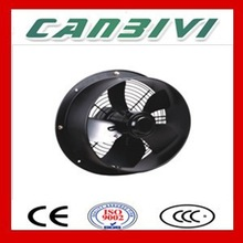 Ventola di raffreddamento ywf2d-250 flangia singola tipo turbina ad aria ventilatore per la vendita