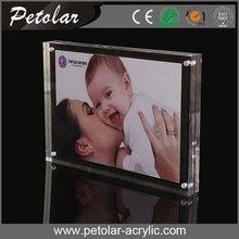 exquisite design clear custom acrylic photo frame