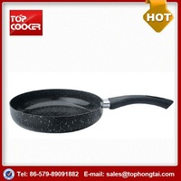 As Seen on TV 24cm Press Aluminum Induction Lava Cooking Stone Pan