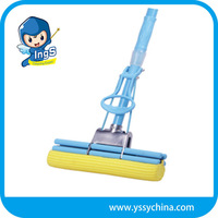 2015 best sell floor mop magic 360 Degrees Rotating and Pulling Spin Mop with Large Wheels