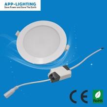 led ring light 18w led round panel light 12 volt led lightings