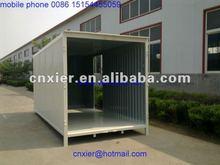 incity dry cargo van promotion refrigerated truck body frp honeycomb box body
