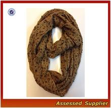 KTS009/ Knitting free pattern scarf and snood/ fashion design snood scarf