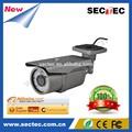 720p bullet ip ir câmera de visão noturna fcc, ce, certificação de rohs