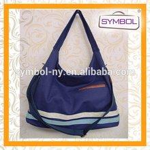 Contemporary most popular tote cotton canvas shoulder bag
