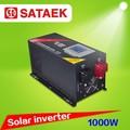 micro 12v entrada dc para 220v de saída ac do inversor para o painel solar