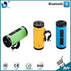 Outdoor Flashlight Mini Speaker Power Bank