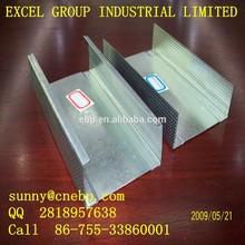 standard steel channel sizes