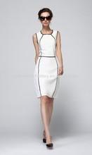 2015 new fashional dress women summer dress short sleeve casual dress