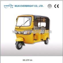 200cc tvs king bajaj taxi motorized tricycle for passenger