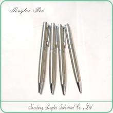 Hot Sale Promotional Custom ball point metal twist personalised pen