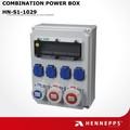 China proveedor ip65 equipo eléctrico/de alimentación caja de distribución