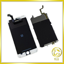 for apple iphone 6plus touch and lcd assembly IPS, factory price display screen for apple iphone 6 plus