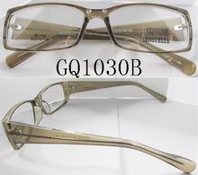 New Arrival Custom Design full acetate glasses frame wood imitation arms/legs/temples